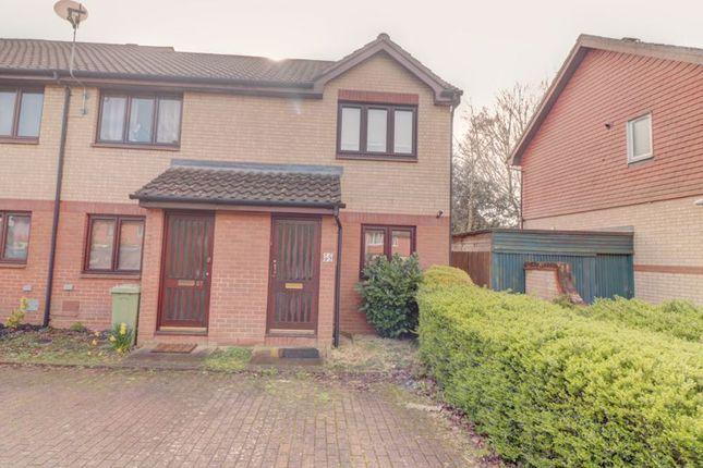Thumbnail Semi-detached house for sale in Pettingrew Close, Walnut Tree, Milton Keynes