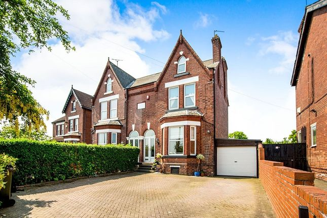 Thumbnail Semi-detached house for sale in Tickhill Road, Doncaster