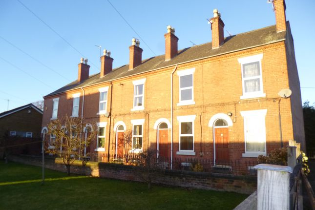 Thumbnail Terraced house to rent in Nether Street, Beeston