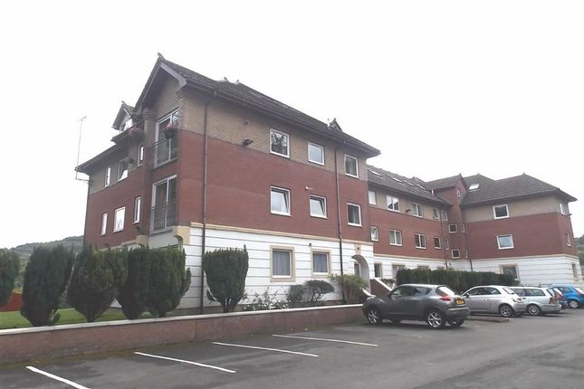 Thumbnail Flat for sale in Graigwen Road, Graigwen, Pontypridd
