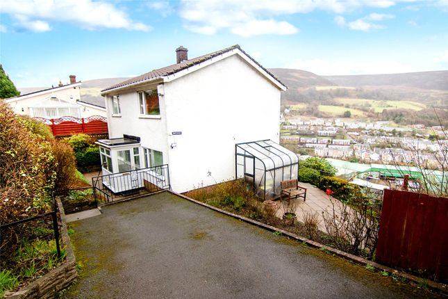 Thumbnail Detached house for sale in Ty Dan Y Wal Road, Cwmtillery, Abertillery, Gwent