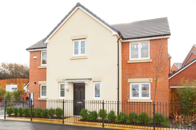 4 bedroom detached house for sale in St Lythans Rd, Cardiff