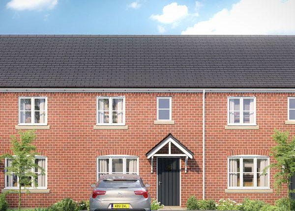 Thumbnail Terraced house for sale in 3 Cozens Grove, Shrivenham, Oxfordshire