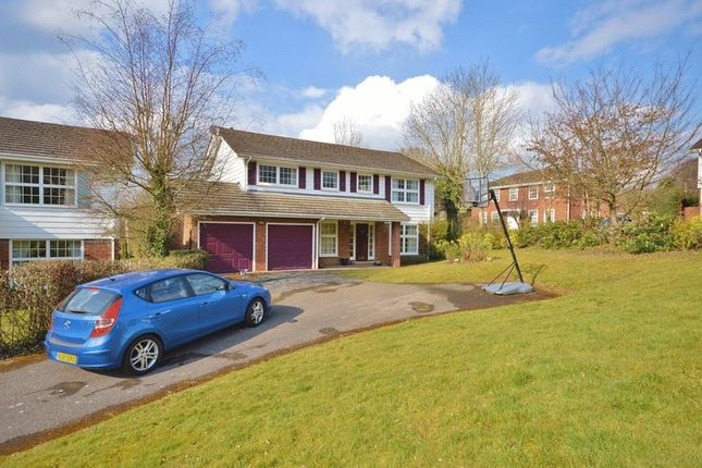 Thumbnail Detached house to rent in Southcote Way, Penn, High Wycombe