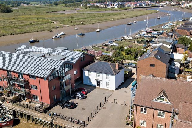 Thumbnail Detached house for sale in The Folly, Wivenhoe, Colchester