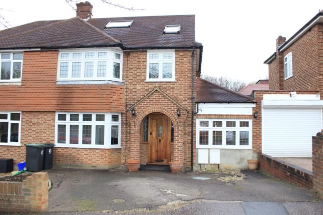 Thumbnail Property for sale in Chigwell Park Drive, Chigwell