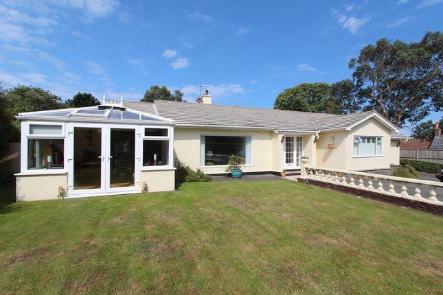 Thumbnail Detached bungalow for sale in La Ruette De La Pompe, St Martin's, Guernsey