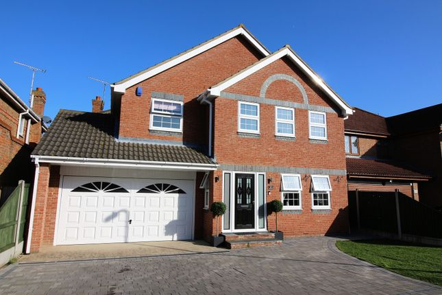 Thumbnail Detached house for sale in George Close, Canvey Island