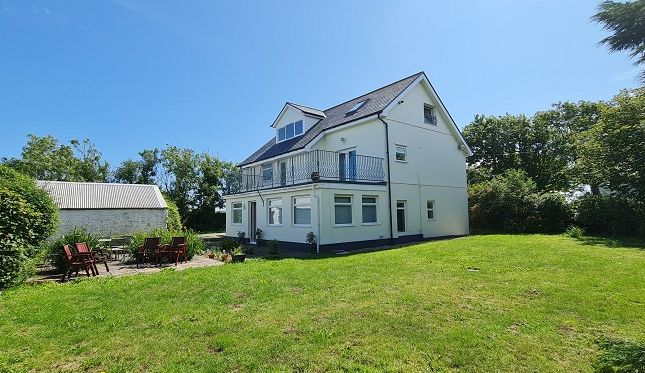 Thumbnail Detached house for sale in Pilton, Rhossili, Swansea, City And County Of Swansea.