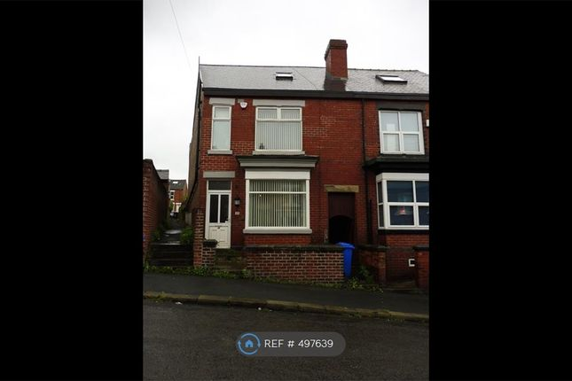 End terrace house in  Spring View Road  Sheffield  Sheffield
