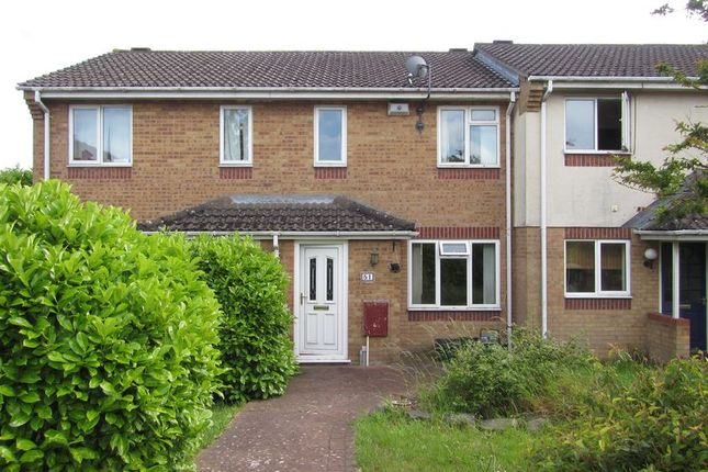 Thumbnail Terraced house to rent in Courtlands, Bradley Stoke, Bristol