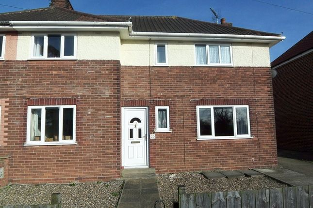 Thumbnail Semi-detached house to rent in Mount Pleasant, Halesworth