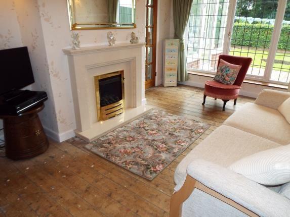 Lounge of Gregson Lane, Hoghton, Preston, Lancashire PR5