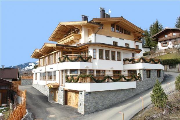 Thumbnail Apartment for sale in Kirchberg Apartments, Kitzbuhel, Tirol, Austria