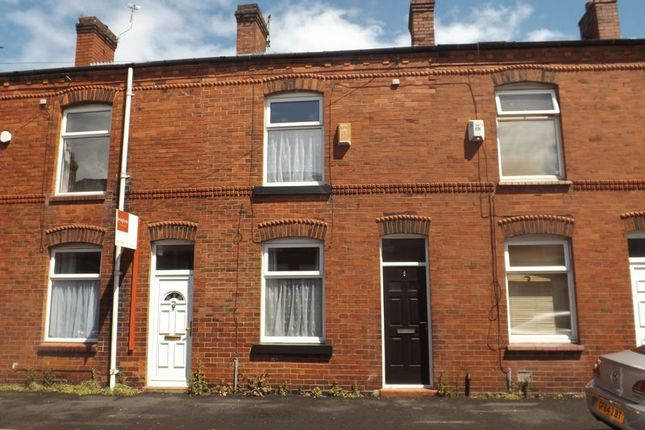 Thumbnail Terraced house to rent in Old Wargrave Road, Newton-Le-Willows