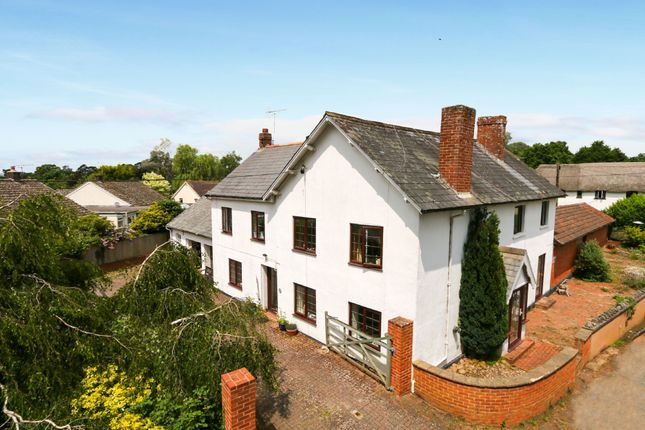 Thumbnail Detached house for sale in Rockbeare, Exeter