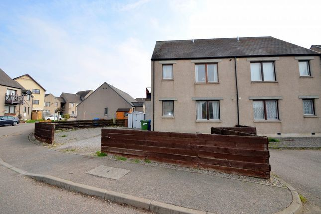 Thumbnail Flat for sale in 11 Shore Street, Nairn