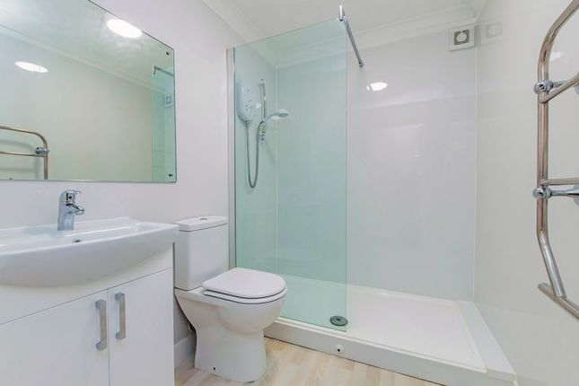 Shower Room of Homegower House, Swansea SA1