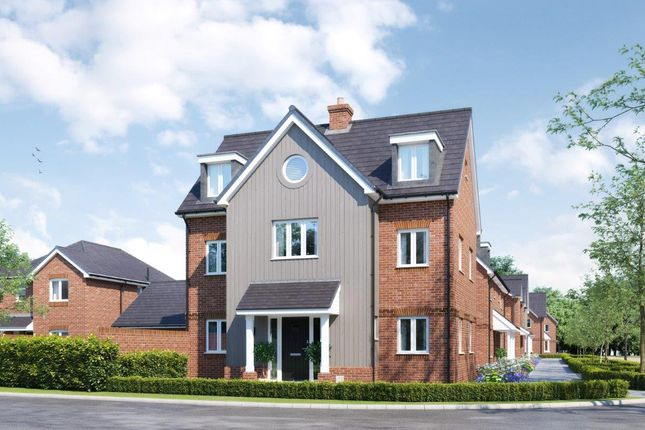 Thumbnail Detached house for sale in Eastworth Road, Verwood