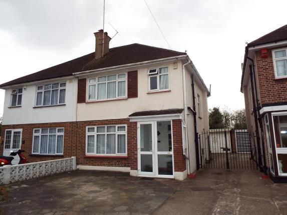 Thumbnail Semi-detached house for sale in Brookfield Crescent, Harrow