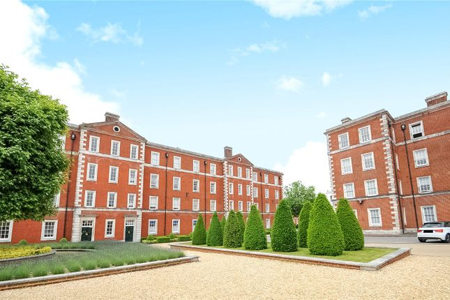 Thumbnail Flat for sale in Peninsula Square, Winchester, Hampshire