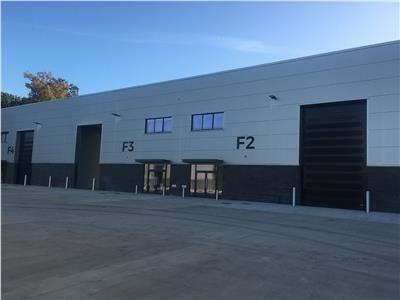 Light industrial to let in Adanac North, Adanac Drive, Nursling, Southampton