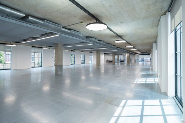 Office to let in Wenlock Works, 1 Shepherdess Walk, London