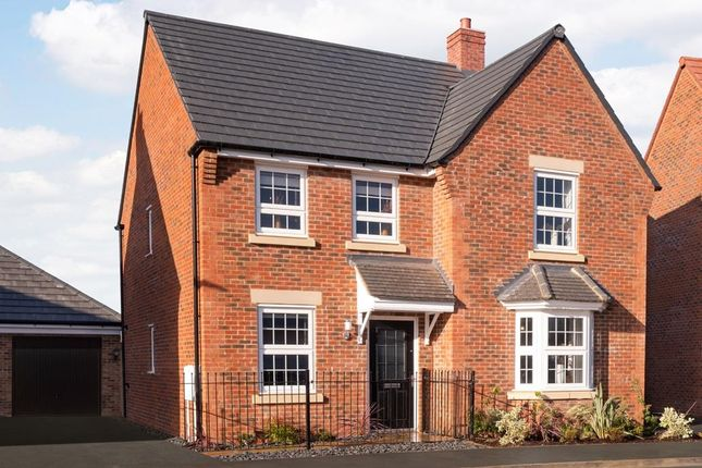 """Thumbnail Detached house for sale in """"Holden"""" at Knolles Drive, Stanford In The Vale, Faringdon"""