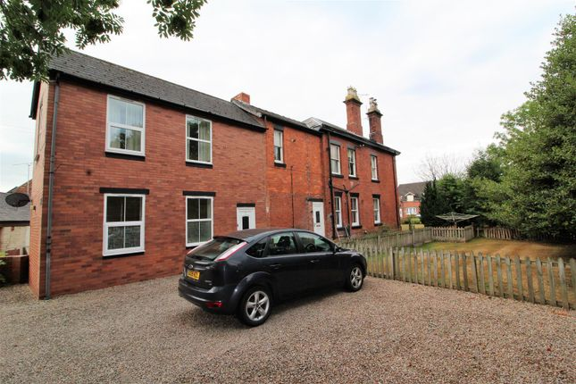 Thumbnail Flat for sale in Fairfield Close, Gobowen, Oswestry
