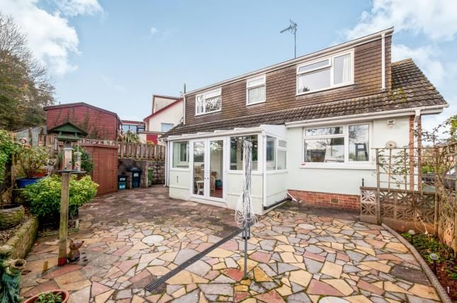 Thumbnail Bungalow for sale in Newton Abbot, Devon, United Kingdom