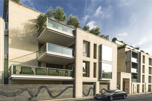 Thumbnail Flat for sale in Montrose Place, Belgravia, London