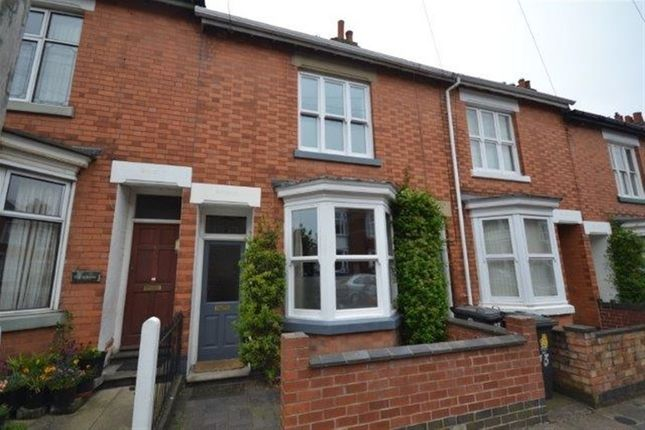 Thumbnail Terraced house to rent in Lorne Road, Clarendon Park, Leicester