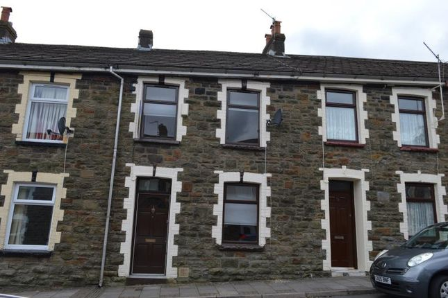 Thumbnail Terraced house to rent in Thomas Street, Maerdy, Ferndale