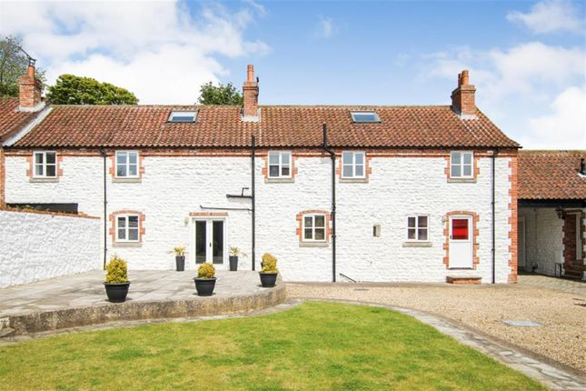 Thumbnail Cottage for sale in Church Street, Flamborough, Bridlington