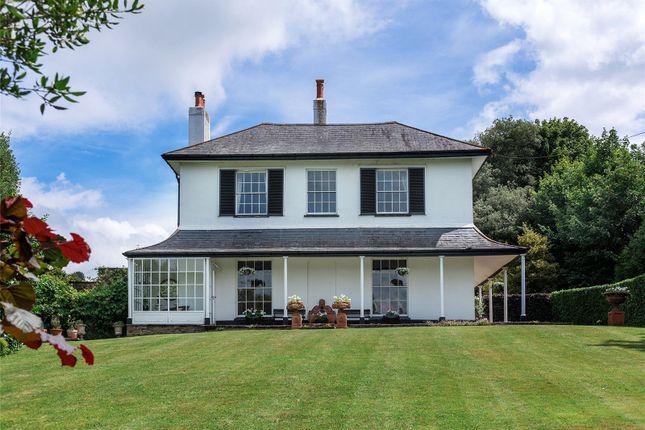 Thumbnail Detached house for sale in Derby Road, Kingsbridge, Devon