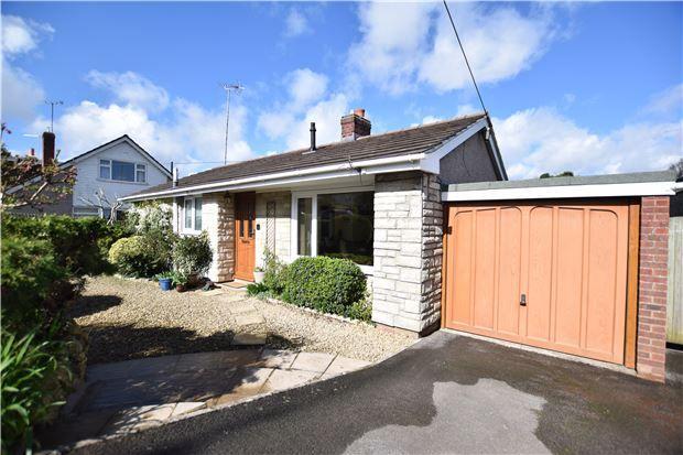 Thumbnail Detached bungalow for sale in Bellifants, Farmborough, Bath, Somerset