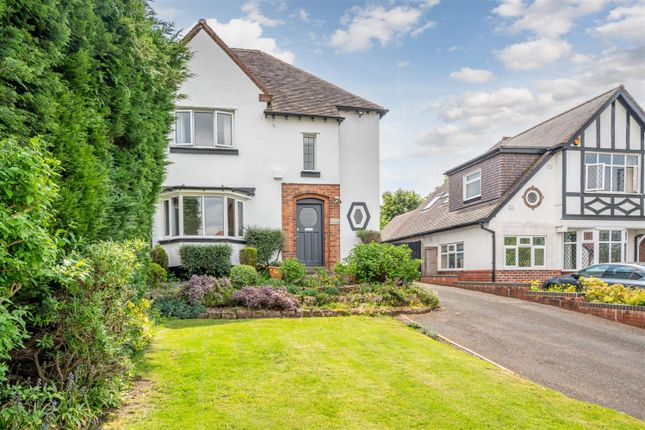 Thumbnail Semi-detached house for sale in Knightlow Road, Harborne, Birmingham