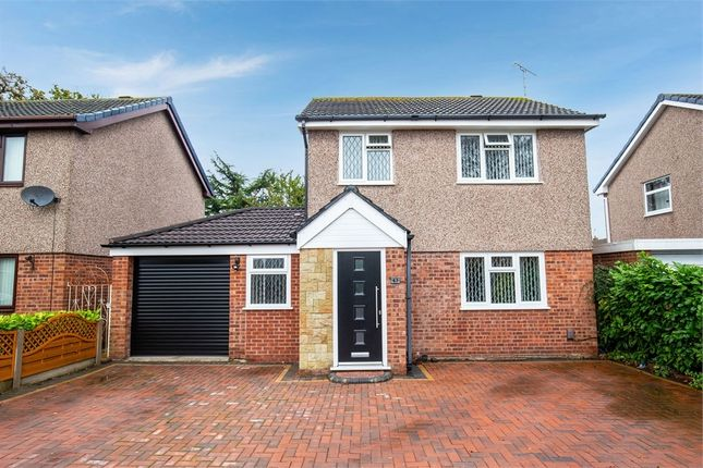 Thumbnail Detached house for sale in Orchard Road, Whitby, Ellesmere Port, Cheshire