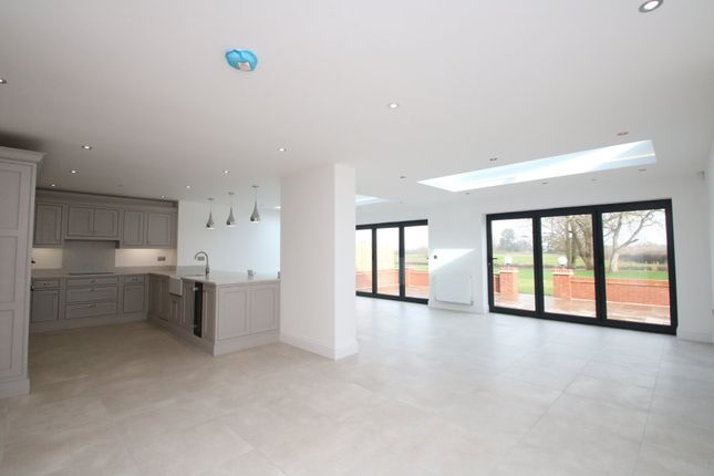 Thumbnail Detached house for sale in Ratcliffe Road, Atherstone