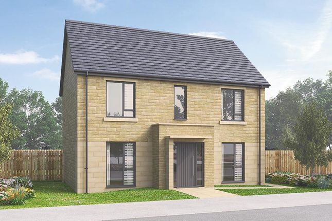 "Thumbnail Detached house for sale in ""The Danbury"" at Stopes Road, Stannington, Sheffield"