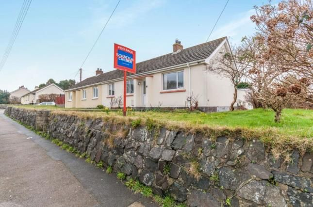 Thumbnail Bungalow for sale in Troon, Camborne, Cornwall