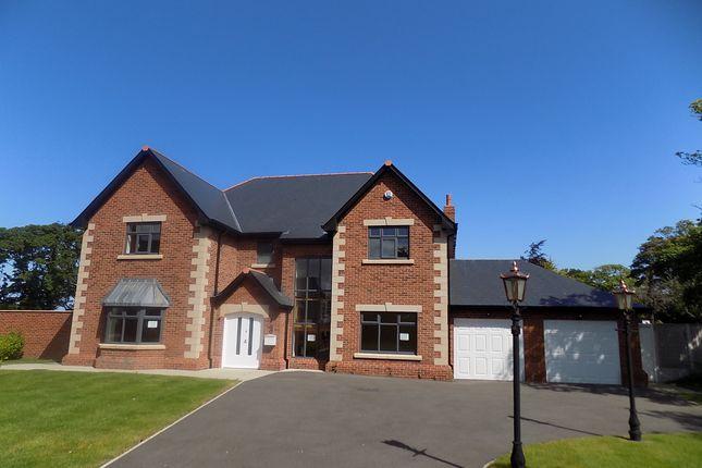 Thumbnail Detached house for sale in Park Lane, Preesall