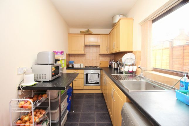 Kitchen of Woodland Road, Leicester LE5