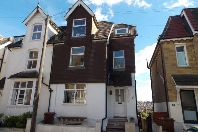 Semi-detached house for sale in The Close, Rochester