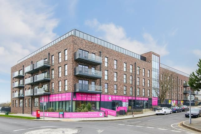 Thumbnail Restaurant/cafe to let in Dylon Works, 7 Station Approach, London