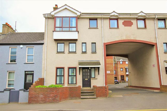 Thumbnail 2 bedroom end terrace house for sale in 1 Causeway Court, Portrush
