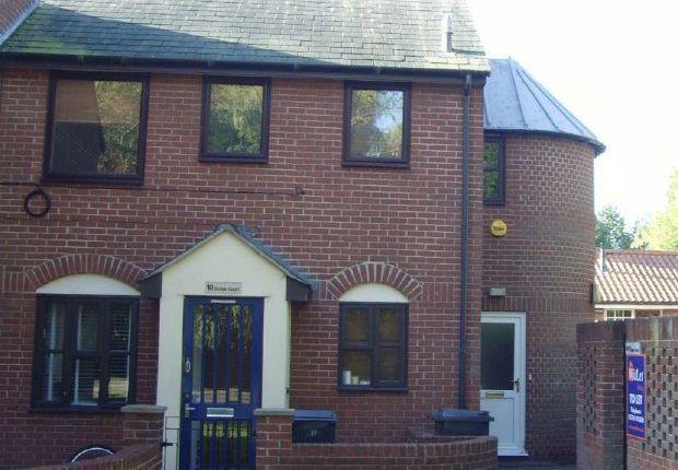 Thumbnail Maisonette to rent in Bridge Street, Witham