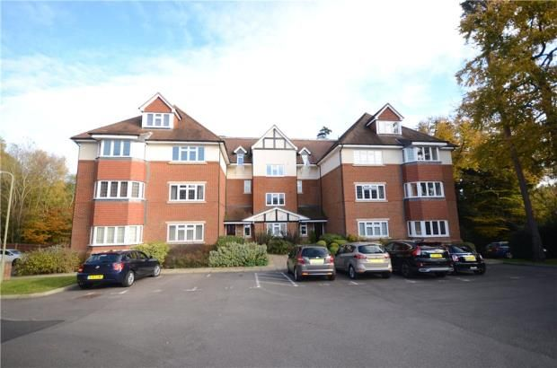 Thumbnail Flat for sale in Canterbury Court, Canterbury Gardens, Farnborough