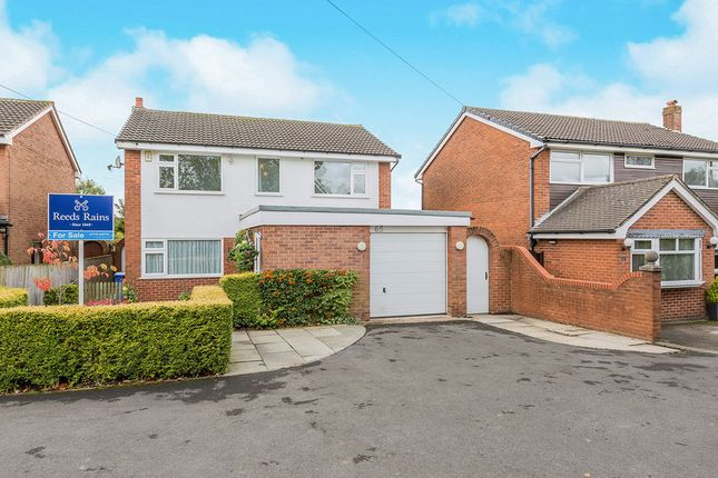 Thumbnail Detached house for sale in Spring Meadow, Clayton-Le-Woods, Chorley