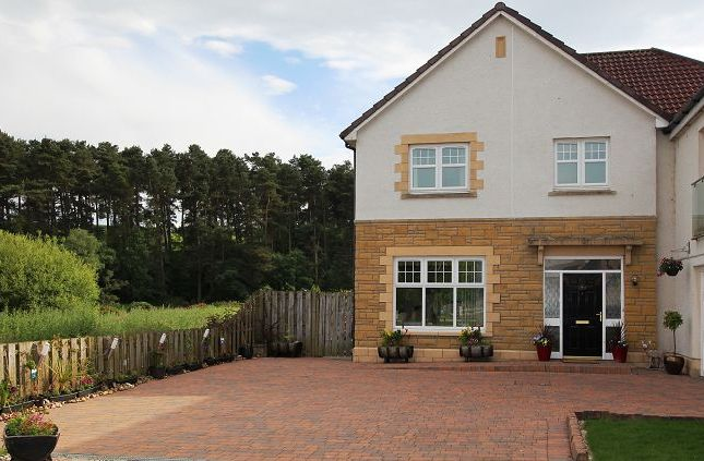 Thumbnail Detached house for sale in Strathyre Place, Pinefield Manor, Lionthorn, Falkirk